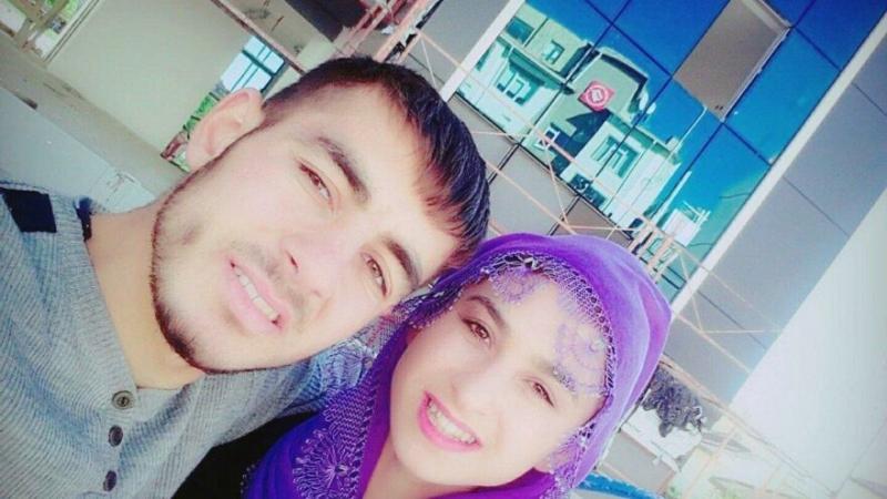 24 ve 25 yaşında olan genç çift toprağa gömülmüş olarak bulundu