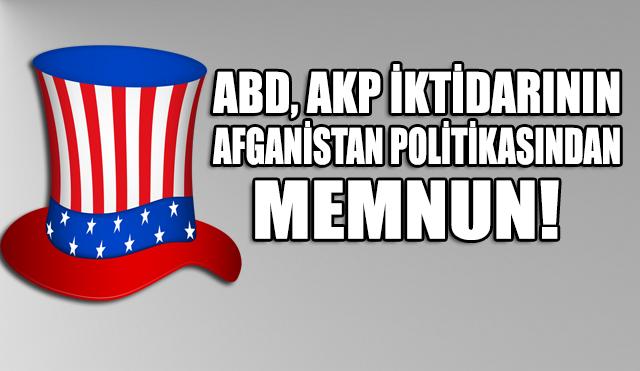 ABD: Türkiye'nin Afganistan konusundaki girişiminden memnunuz