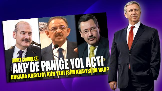 AKP'nin yaptırdığı son anketlerin tamamında Mansur Yavaş çıkıyor