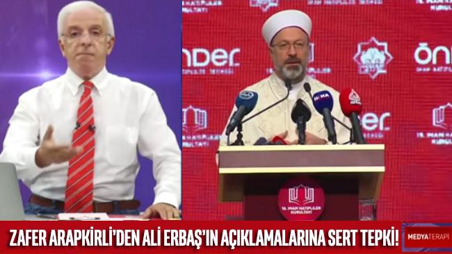 Ali Erbaş'ın