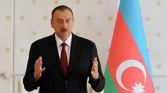 Aliyev: Temas hattını kırdık!