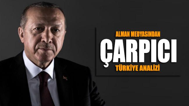 Alman medyasından çarpıcı Türkiye analizi: İki Türk'ten biri ülkeden kaçmak istiyor