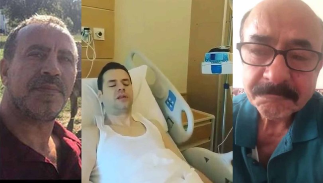 Aşık Ali Nurşani, kansere yakalanan oğlu Engin Nurşani için yardım çağrısında bulundu!