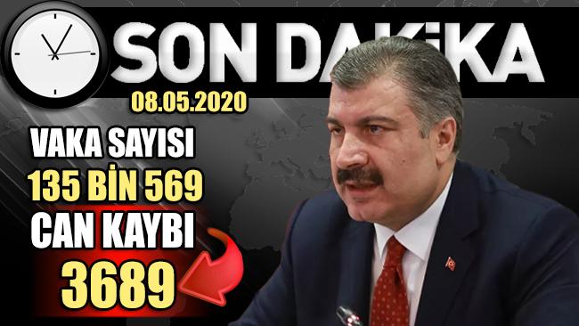 Bakan Koca, Türkiye'deki güncel corona verilerini açıkladı!
