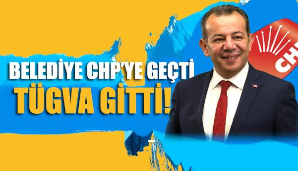 Belediye CHP'ye geçti TÜGVA gitti!