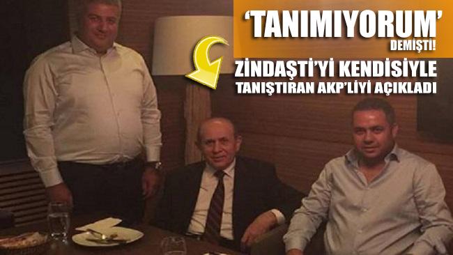 Burhan Kuzu, uyuşturucu baronunu kendisiyle tanıştıran AKP'liyi açıkladı!