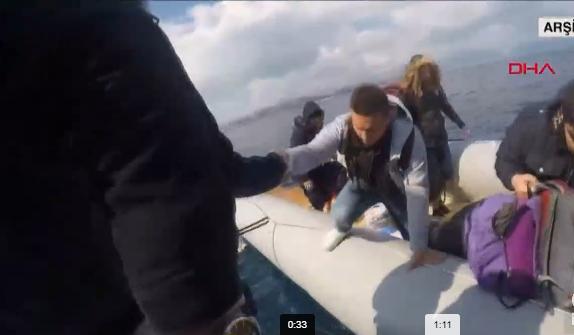 Çanakkale Ayvacık'ta tekne faciası!