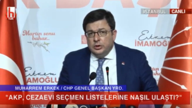 CHP'den seçim itirazına ilişkin açıklama- İŞTE DETAYLAR