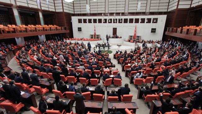 CHP'nin İdlib'deki askerlerimizin güvenliği ile ilgili önerisi Meclis'te reddedildi