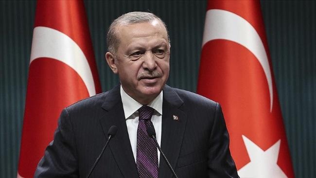 Cumhurbaşkanı Erdoğan, Boğaziçi açıklamasında 'Bezmiâlem Vâlide Camii' iddiasını yineledi