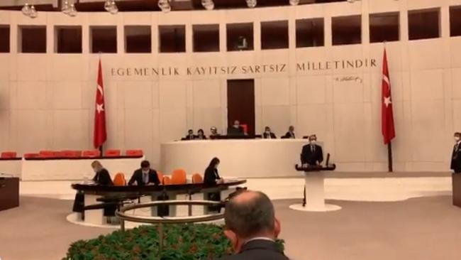 Deniz salyası önergesi AKP ve MHP'nin oylarıyla reddedildi