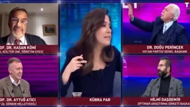 Doğu Perinçek'ten Uygur Türklerine ağır hakaret: PKK neyse bunlar o
