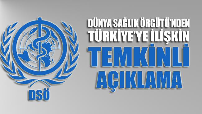 DSÖ'den Türkiye'ye ilişkin temkinli açıklama: İyimserlik içindeyiz