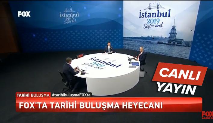 Ekrem İmamoğlu - Binali Yıldırım tarihi buluşmasını gazetemiz üzerinden 'CANLI İZLEYEBİLİRSİNİZ'