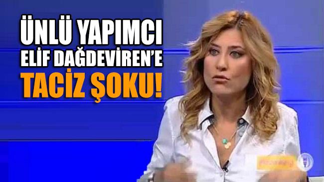 Elif Dağdeviren'e Maçka Parkı'nda saldırı ve taciz şoku!