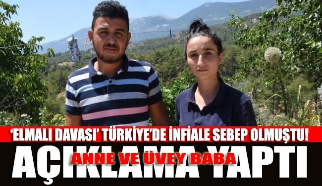 'Elmalı Davası' Türkiye'de infial yaratmıştı! Anne ve üvey baba açıklama yaptı