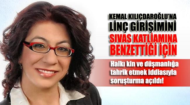 Eski CHP Manisa Milletvekili Tur Yıldız Biçer hakkında soruşturma başlatıldı