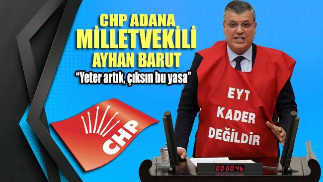 EYT'lilerle ilgili kanun teklifi AKP ve MHP tarafından yine reddedildi