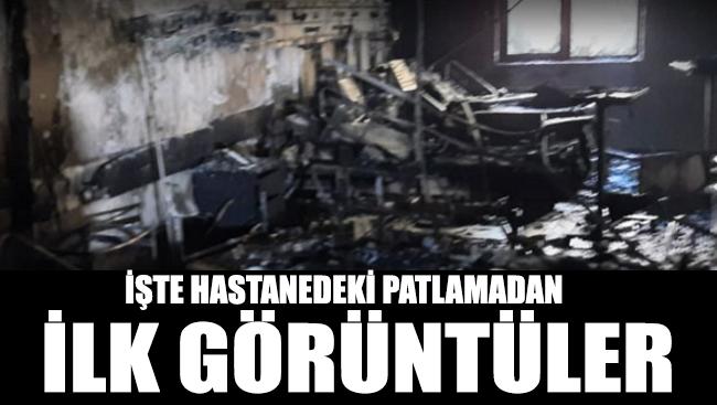 Gaziantep'teki özel bir hastanede patlama: 9 kişi hayatını kaybetti