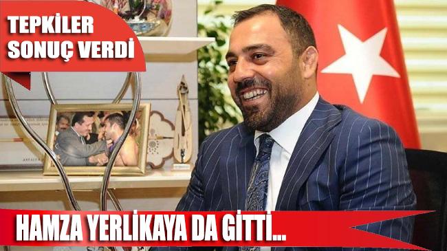 Hamza Yerlikaya Vakıfbank yönetiminden ayrıldı