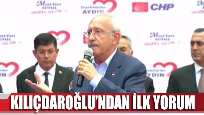İsraf Sergisi'ne ilişkin Kılıçdaroğlu'ndan ilk yorum
