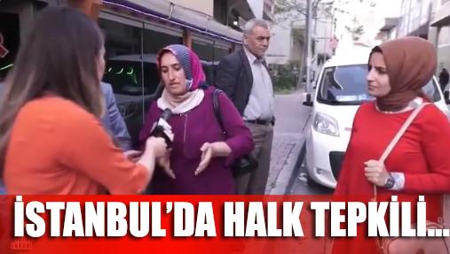 İstanbul seçimlerinin yenilenmesine halktan büyük tepki var