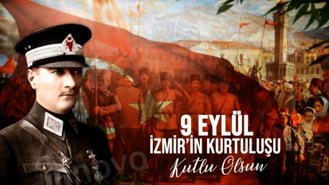 İzmir'de 9 Eylül coşkusu