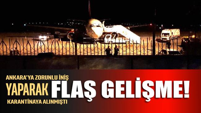 Karantinaya alınan Türk işçilerle ilgili flaş gelişme!