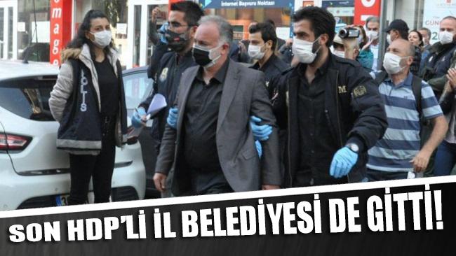 Kars Belediyesi'ne kayyım atanmasıyla birlikte HDP'nin elinde il belediyesi kalmadı!