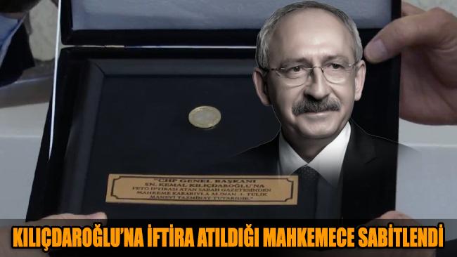 Kemal Kılıçdaroğlu 1 liralık tazminat davasını kazandı