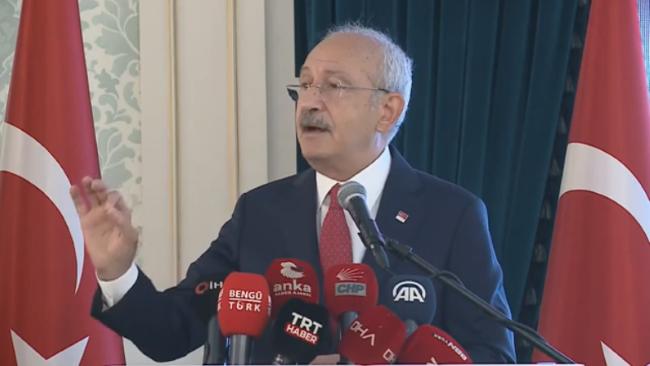 Kılıçdaroğlu Ankara da muhtarlar ve STK larla buluştu