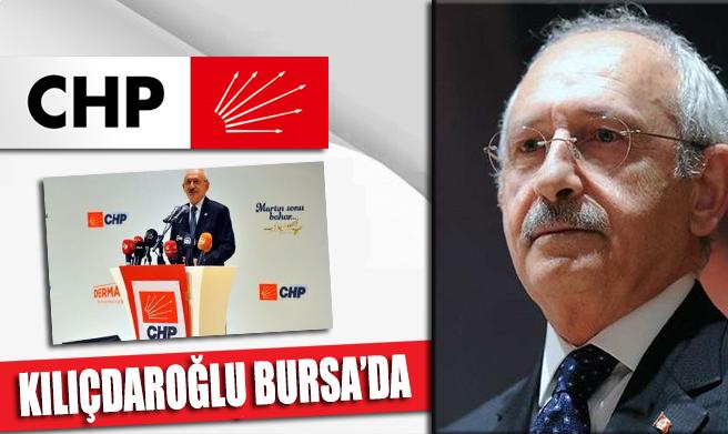 Kılıçdaroğlu, Bursa'da İş Dünyası ve KOBİ temsilcileri ile buluştu