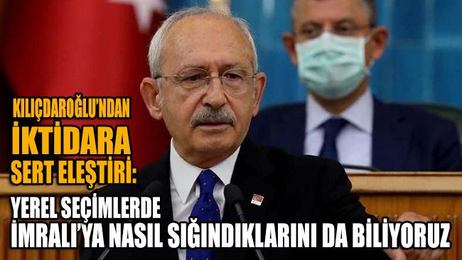Kılıçdaroğlu: 'Cumhurbaşkanlığı Hükümet Sistemi' her alanda sorun yaratan bir sistem olarak karşımızda duruyor