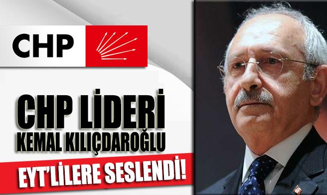 Kılıçdaroğlu: Size 'türedi' diyenlere oy verecek misiniz?