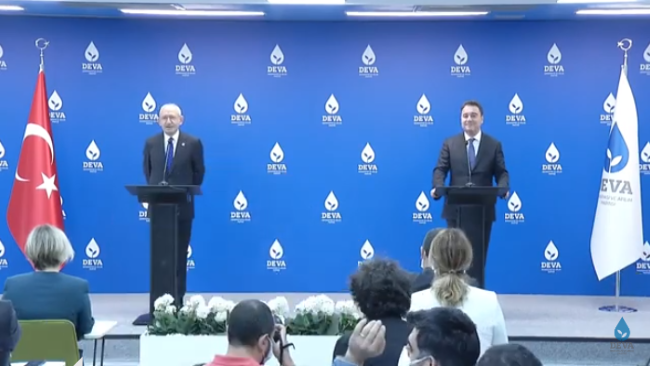 Kılıçdaroğlu ve Babacan'dan Erdoğan'a sert 'MÜMİN' yanıtı