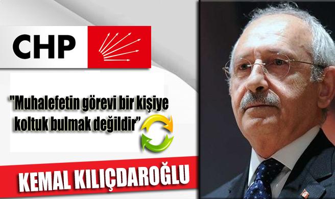 Kılıçdaroğlu'ndan 50+1 tartışması ile ilgili açıklama