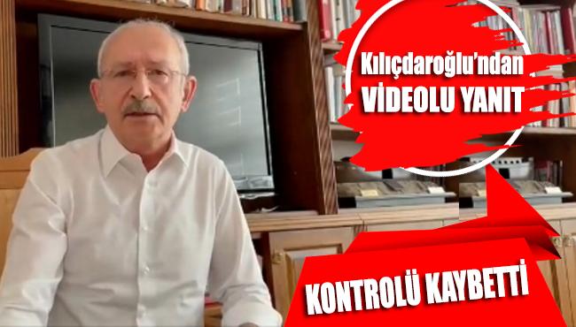 Kılıçdaroğlu'ndan Erdoğan'ın hakaretine yönelik videolu yanıt geldi