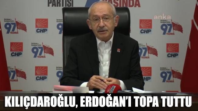 Kılıçdaroğlu'ndan Erdoğan'a yanıt geldi: Hayatımda çok cahil gördüm de…