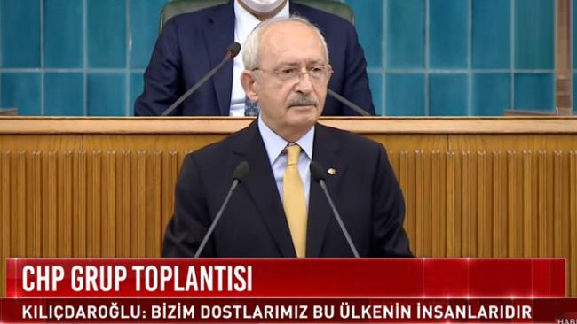 Kılıçdaroğlu'ndan gündemdeki gelişmelere ilişkin sert açıklama