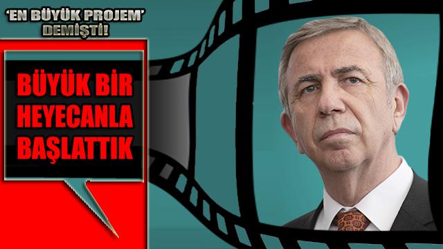 Mansur Yavaş, Ankara'da 'Sözleşmeli Üreticilik' dönemini başlattı
