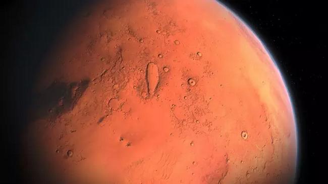 Mars, ekim ayı boyunca dünyadan görülecek!