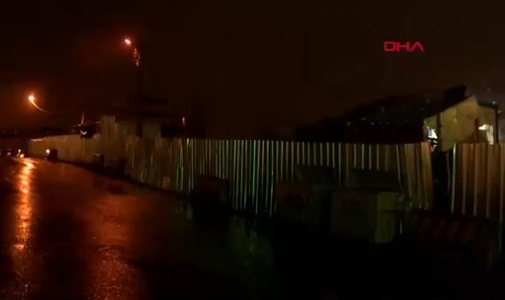 Metro tünel inşaatında kaza: 2'si ağır 4 yaralı