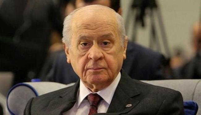 MHP Genel Başkanı Bahçeli'den geri dönün çağrısı