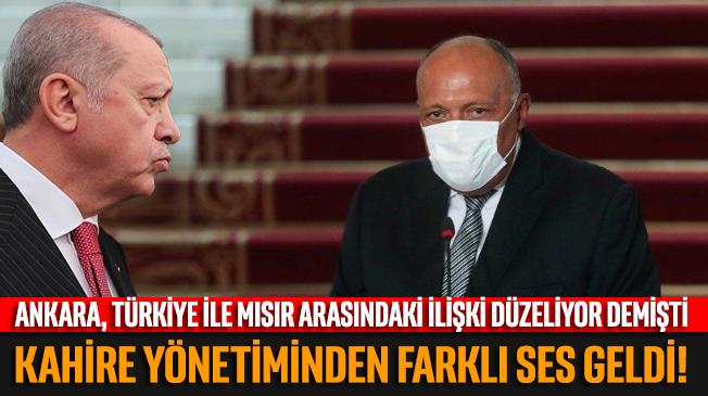 Mısır'dan Türkiye ile normalleşme açıklaması: Diyalog sınırlı