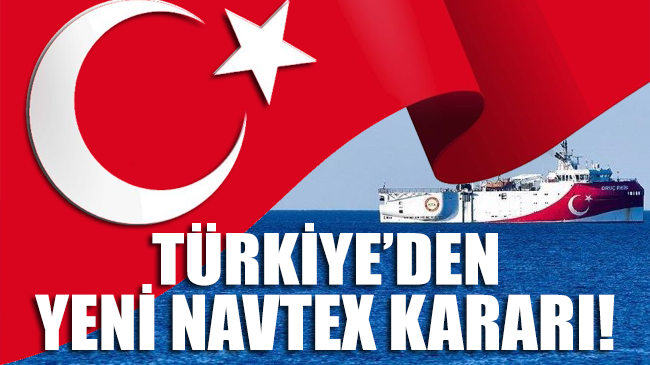 MSB'den yeni NAVTEX kararı!