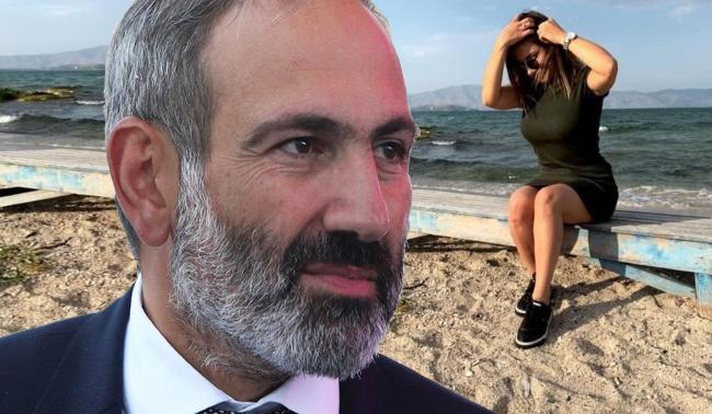Nikol Paşinyan'ın kızı Mariam Paşinyan Ermenistan'ı karıştırdı