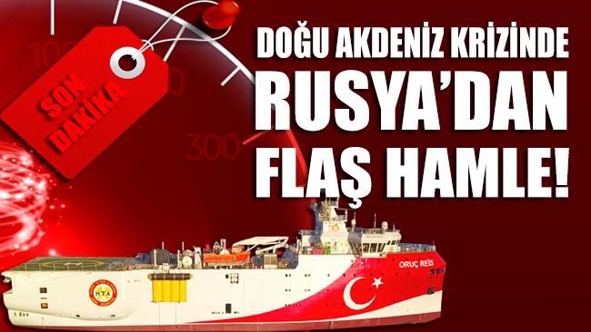 Rusya'dan Doğu Akdeniz hamlesi: Devreye girdiler