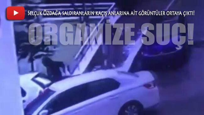 Selçuk Özdağ'a saldıranların kaçış anlarına ait görüntüler ortaya çıktı!