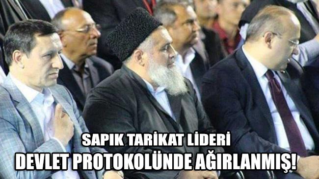 SKANDAL! İktidarın tarikat aşkı... Sapık tarikat lideri Fatih Nurullah devlet protokolünde ağırlanmış