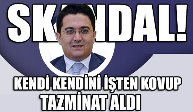 Skandalı Mansur Yavaş açıkladı: AKP'li isim kendi kendini kovup tazminat aldı